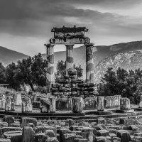 The Sanctuary of Delphi